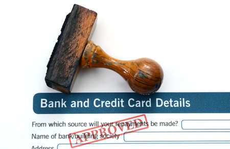 trade credit: Bank application - approved