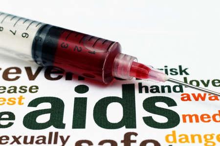 Aids concept photo
