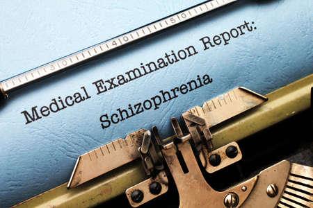 esquizofrenia: Esquizofrenia