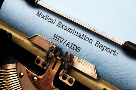 Hiv - aids report photo
