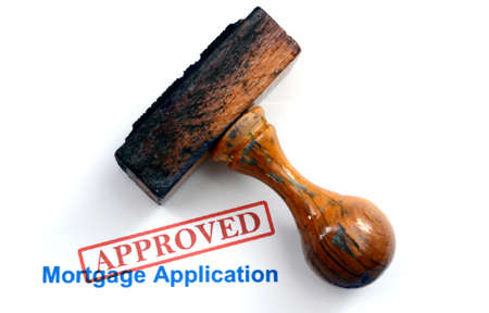 Mortgage application - approved photo