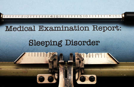 deprivation: Sleeping disorder  report