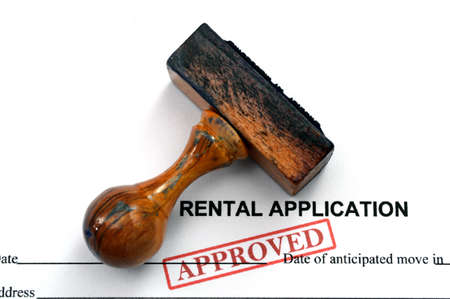 Rental application - approved photo