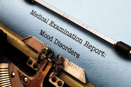 Mood disorder report photo