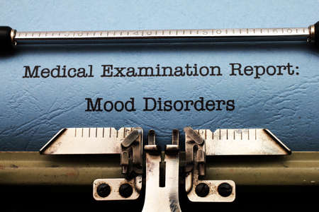 Mood disorders photo