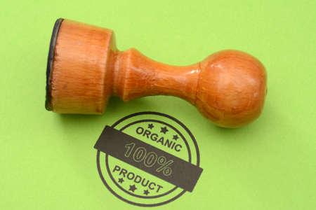stamper: Stamp organic