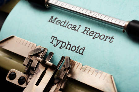 diphtheria: Typhoid
