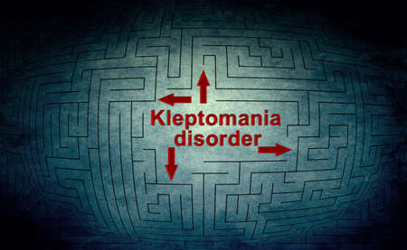 Kleptomania disorder photo
