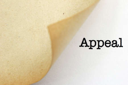 appellate: Appeal Stock Photo