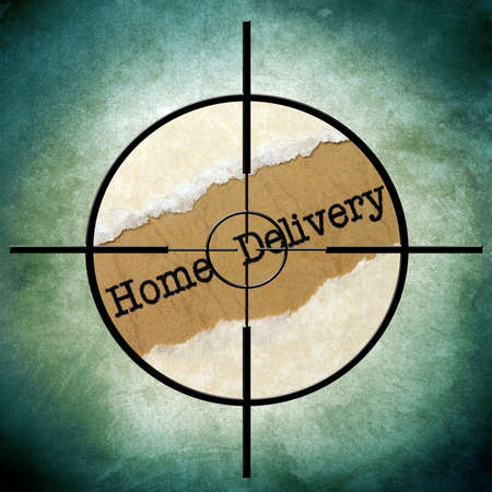Home delivery photo