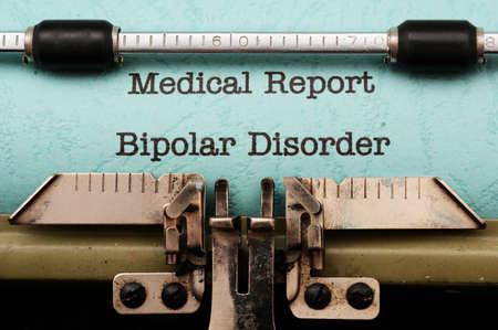 seizure: Bipolar disorder