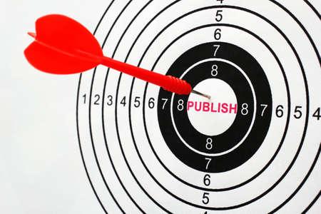 Publish target