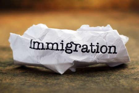 Immigration photo