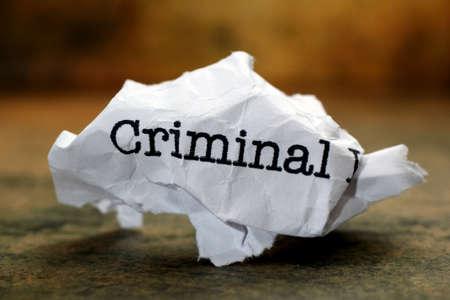 criminal: Criminal