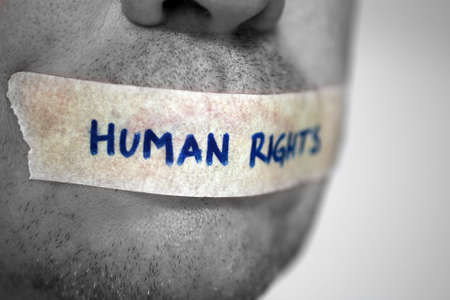 Human rights Stock Photo - 27553670