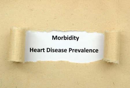 prevalence: Heart disease prevalence