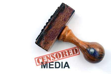 Censored media photo