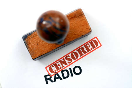 censored: Censored radio