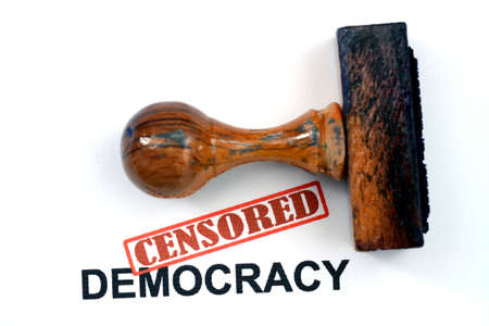 censored: Censored democracy
