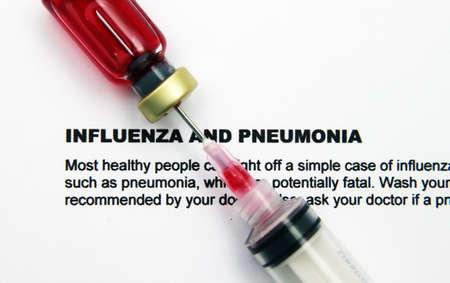 pneumonia: Influenza and pneumonia