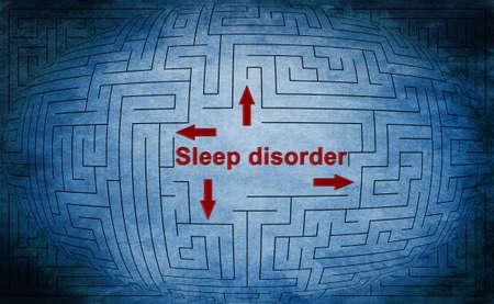 sleeplessness: Disturbi del sonno