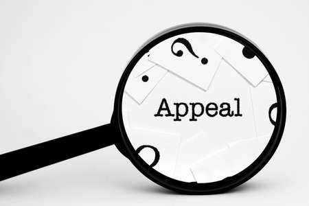 appeal: Search for appeal