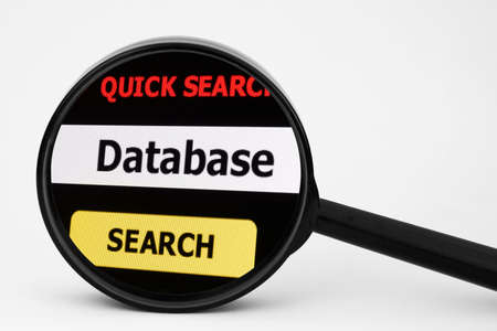 Search for dabase photo