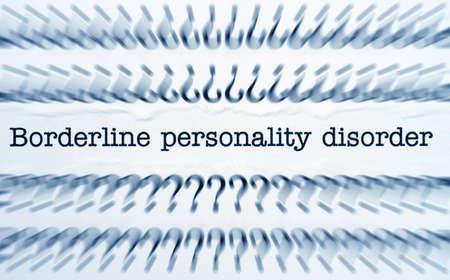personalit�: Disturbo di personalit�