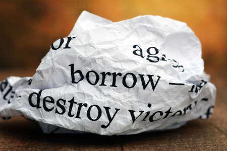 guarantor: Borrow concept