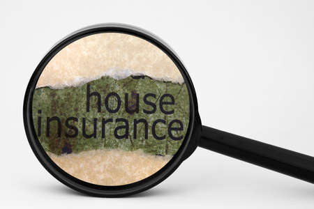 Search for house insurance photo