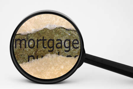 Search for mortgage photo
