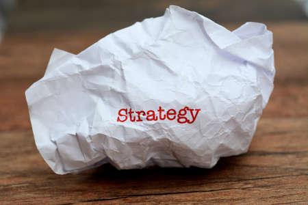 broken strategy: Broken strategy