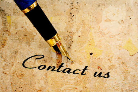 write us: Contact us