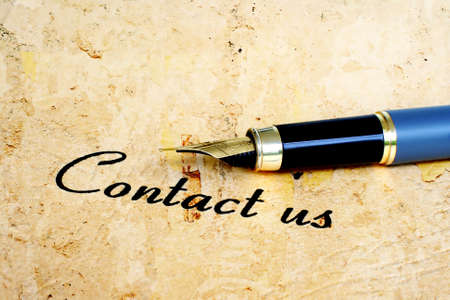 Contact us photo