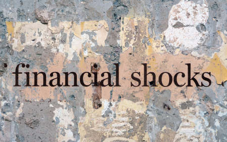 conglomerate: Financial shock