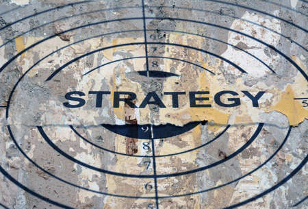 Strategy target photo