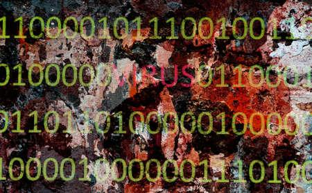 compromised: Virus on binary data