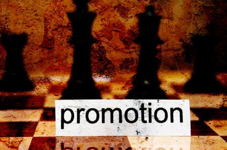 relationsip: Promotion concept