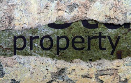 Property concept Stock Photo