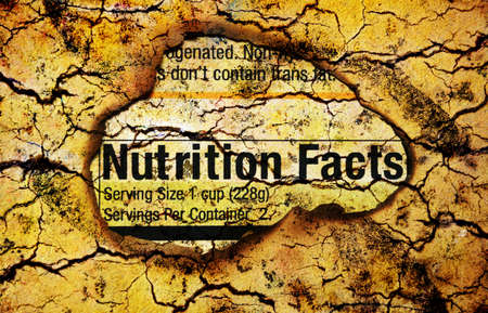 totals: Nutrition facts