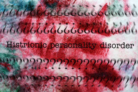 obsessive compulsive: Histrionic personality disorder