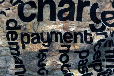 Payment concept photo