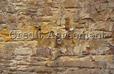 Credit agreement photo