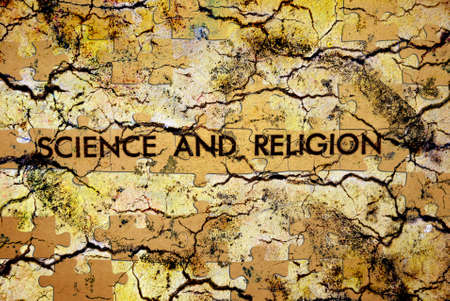 Science and religion photo