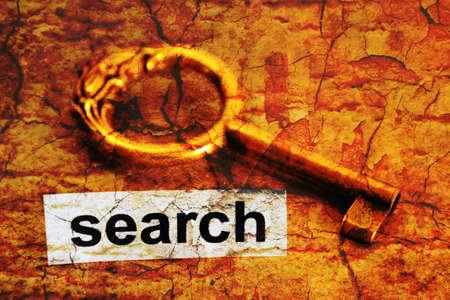 Search concept photo