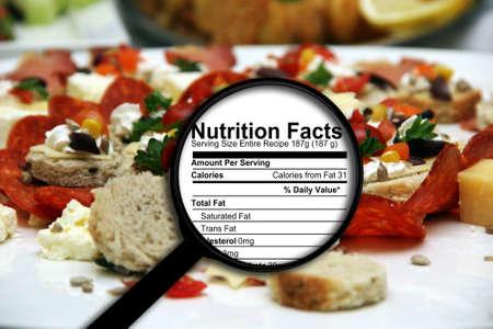 영양 성분 스톡 콘텐츠 - 34053565
