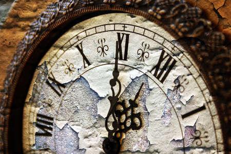 clock: Old clock