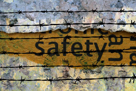 safety: Safety concept Stock Photo