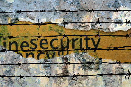 barbwire: Security