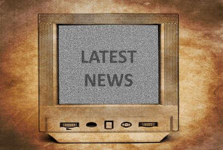the latest: Latest news on TV
